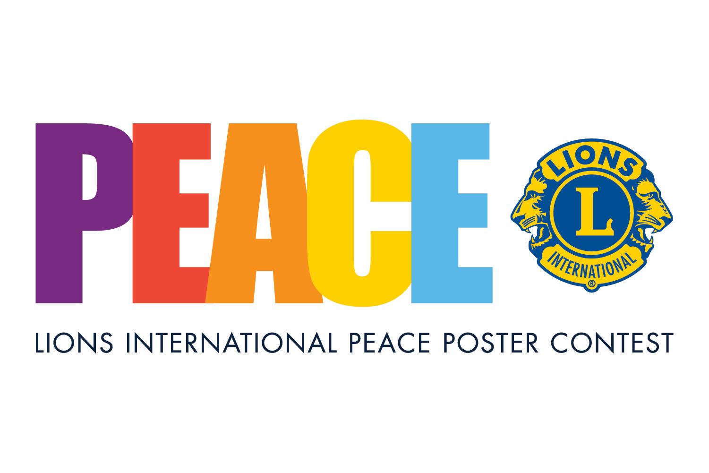 Logo des Peace Poster Contest