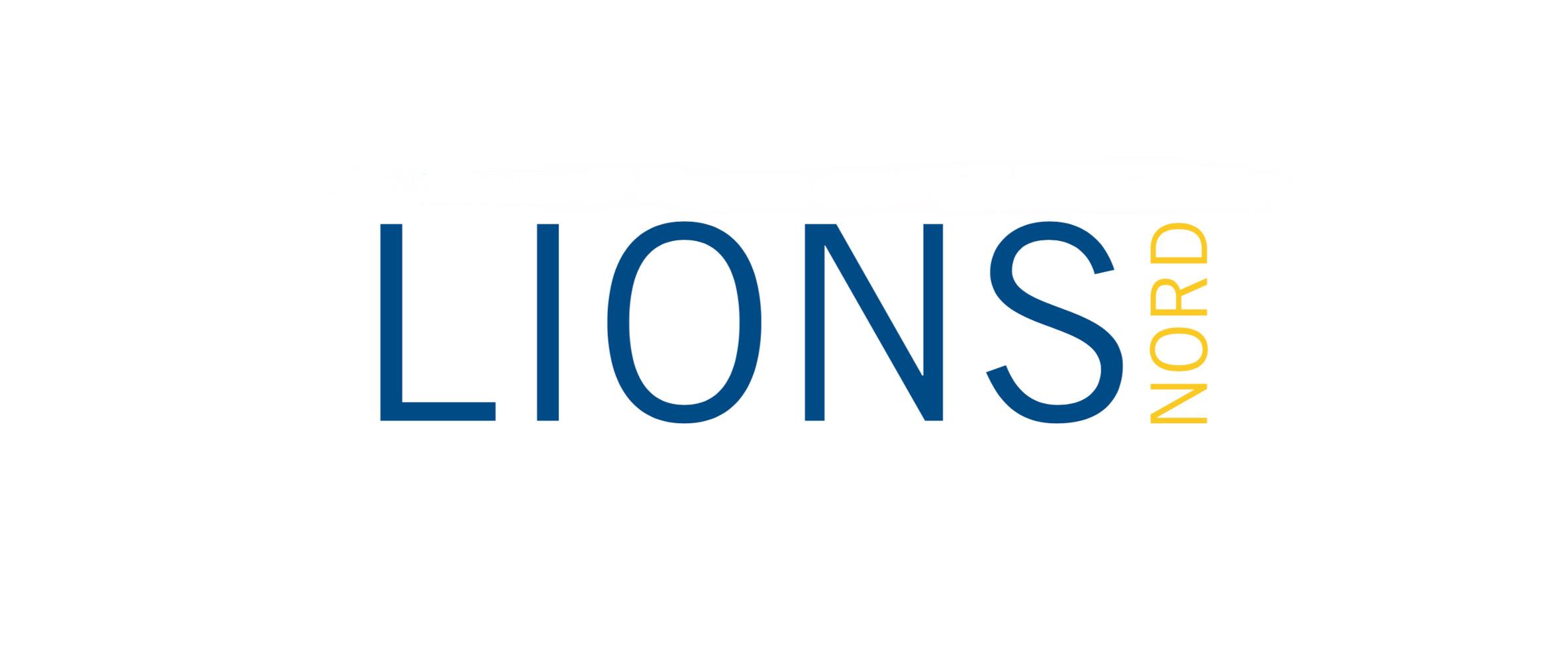 Titel des Newsletters Lions Nord