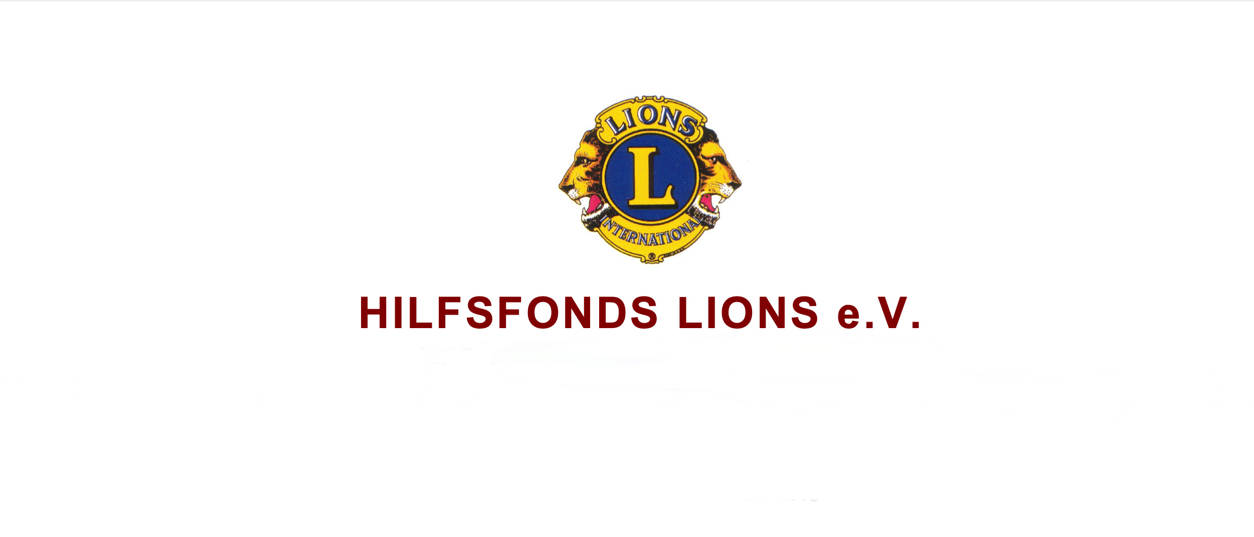 Logo des Hilfsfonds Lions