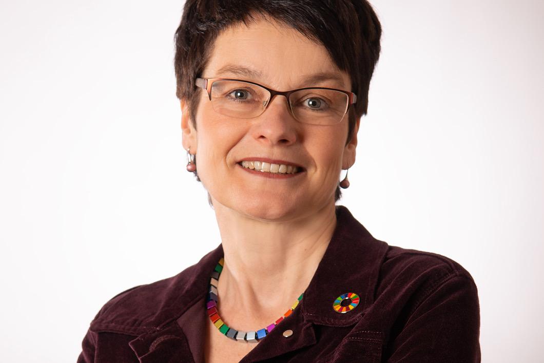 Portrait von Annette Brand, Distrikt-Governorin im Lionsjahr 2021-2022
